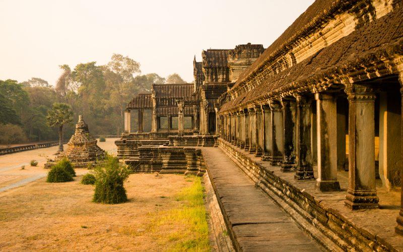 Ankgor Wat Temple